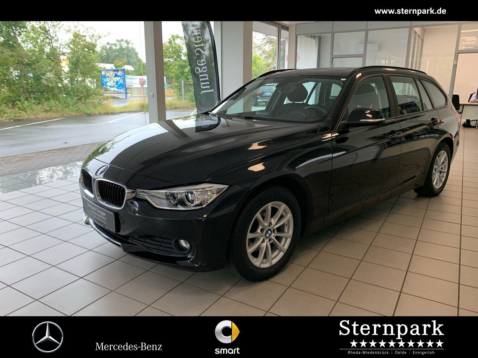 BMW 318d Touring Panorama+AHK, schwenkbar+Navi+Xenon, Jahr 2014, Diesel