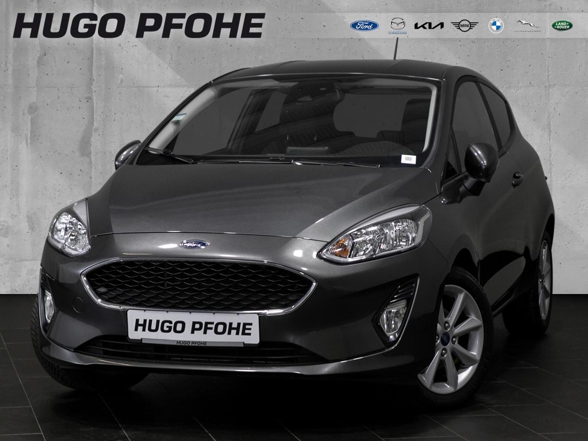 Ford Fiesta COOL&CONNECT 1.1 85PS, Jahr 2017, Benzin
