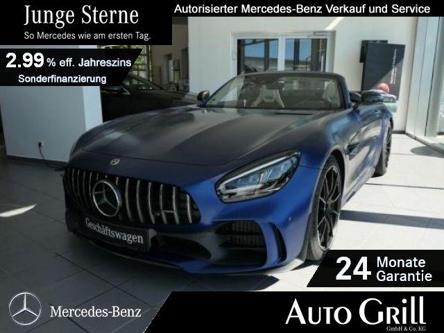 Mercedes-Benz AMG GT R Roadster CARBON Sitzklima Distronic DAB, Jahr 2020, Benzin