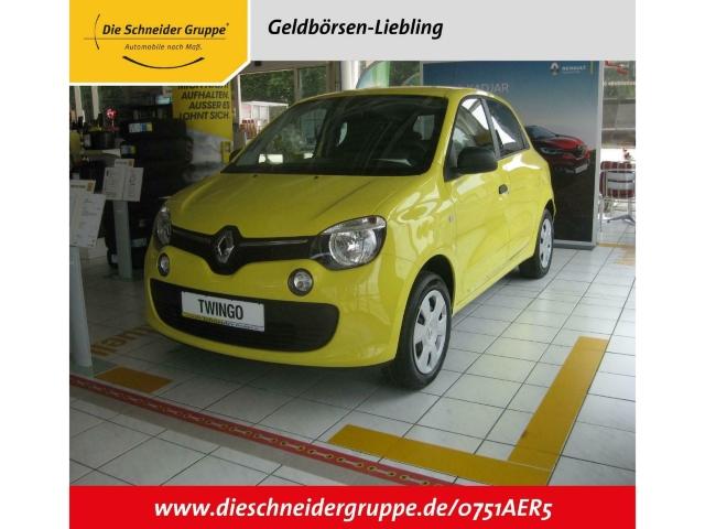 Renault Twingo SCe 70PS Expression, Radio, Klima, Jahr 2015, Benzin