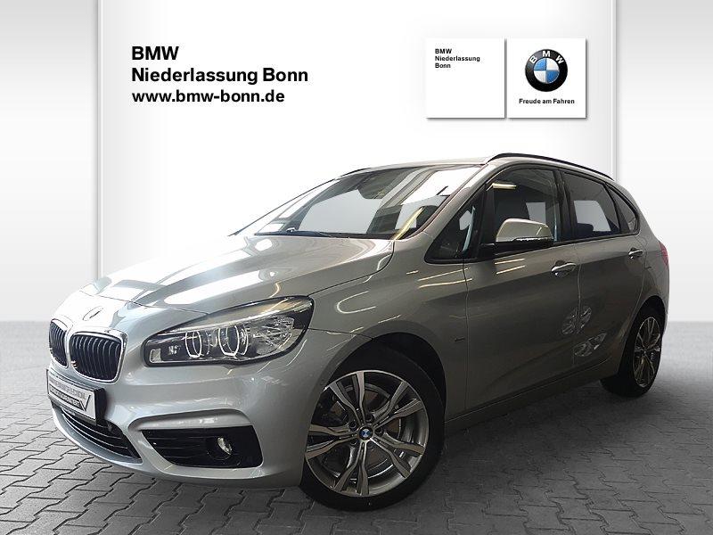 BMW 220i Active Tourer Sport Line, Jahr 2017, Benzin