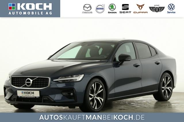 Volvo S60 T5 R-Design Geartronic Harman+BLIS+Standh.+uvm, Jahr 2019, Benzin