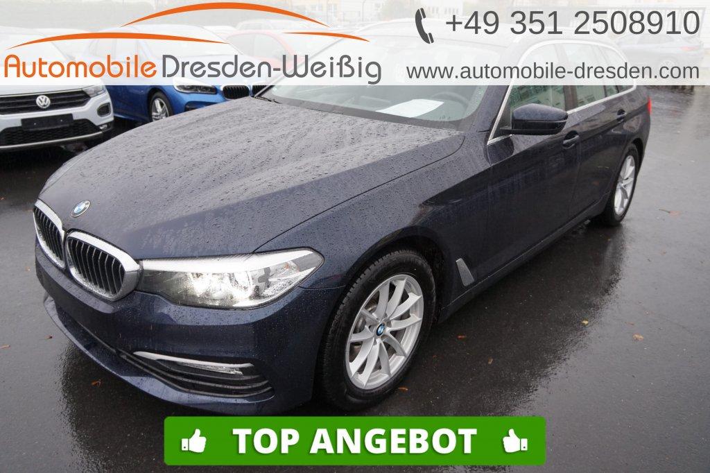 BMW 520 dA Touring*Leder*Navi*Memory*PDC*LED*, Jahr 2017, Diesel