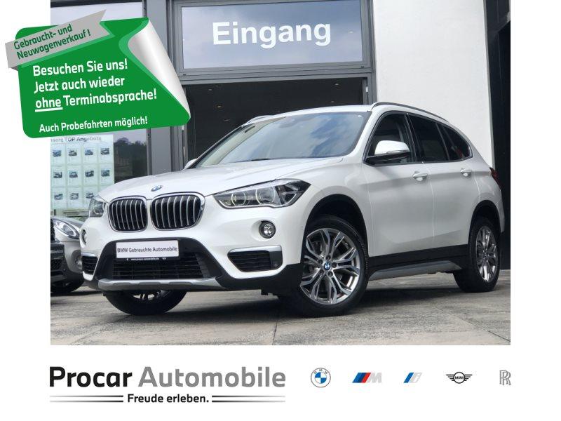 BMW X1 xDrive20d xLine Navi Aut. LED RFK AHK HiFi, Jahr 2018, Diesel