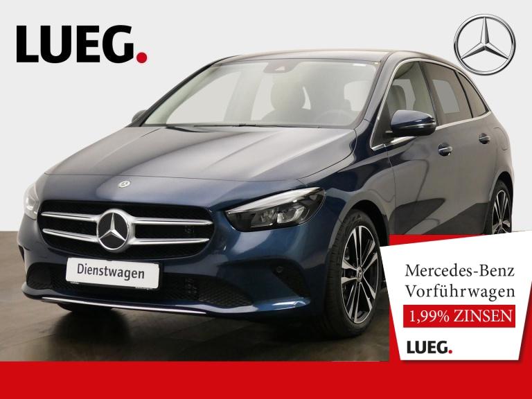 Mercedes-Benz B 200 d EDITION+PROGRESSIVE+AHK+TOTW+NAVI-PREM., Jahr 2020, Diesel