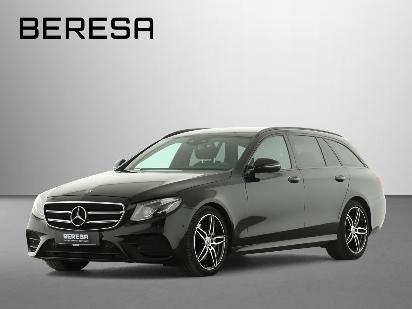 Mercedes-Benz E 300 d T AMG HUD Burmester Comand Night LED, Jahr 2019, Diesel