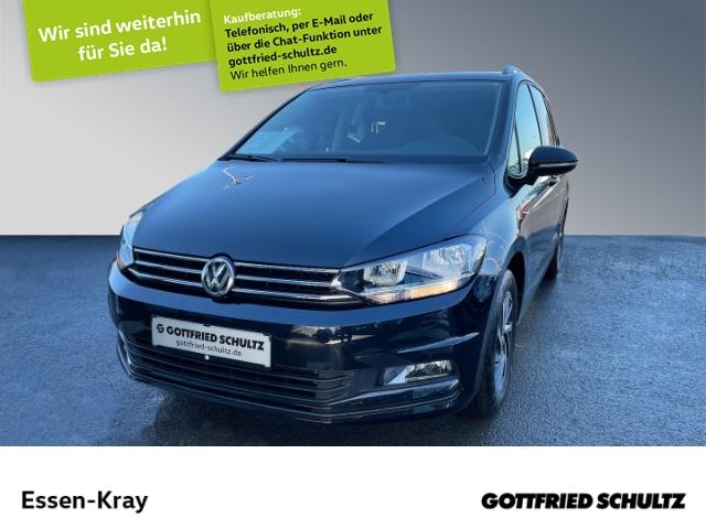 Volkswagen Touran Sound 1.2 TSI NAVI PDC SHZ GRA FSE, Jahr 2017, Benzin