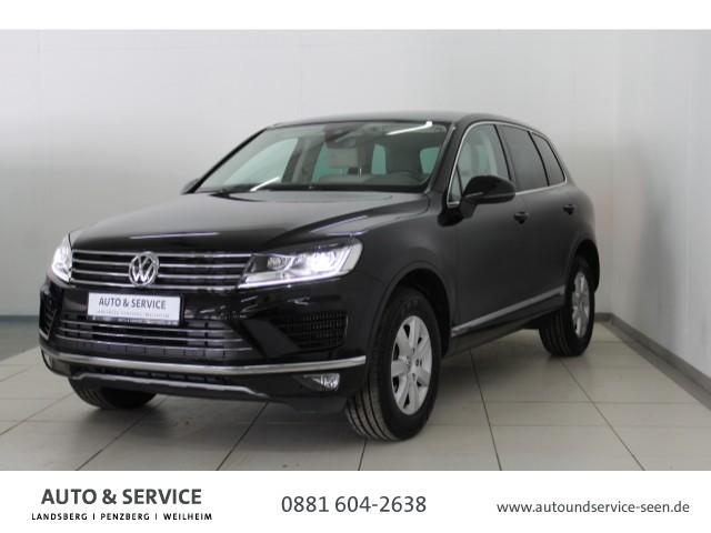 Volkswagen Touareg 3.0 V6 TDI BMT tiptronic*NAPPA*XENON*PDC*, Jahr 2017, Diesel