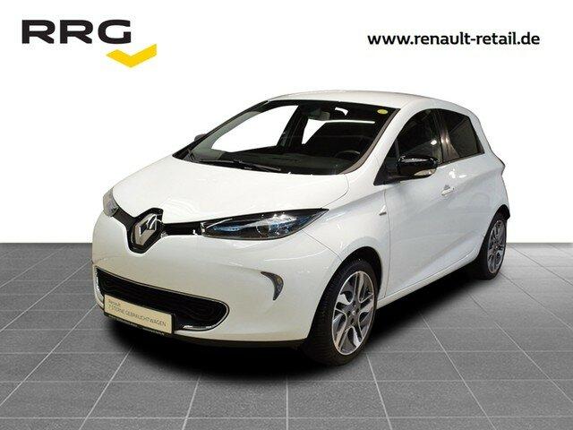 Renault ZOE R110 LIFE LIMITED zzgl. BATTERIEMIETE Limo, Jahr 2019, Elektro
