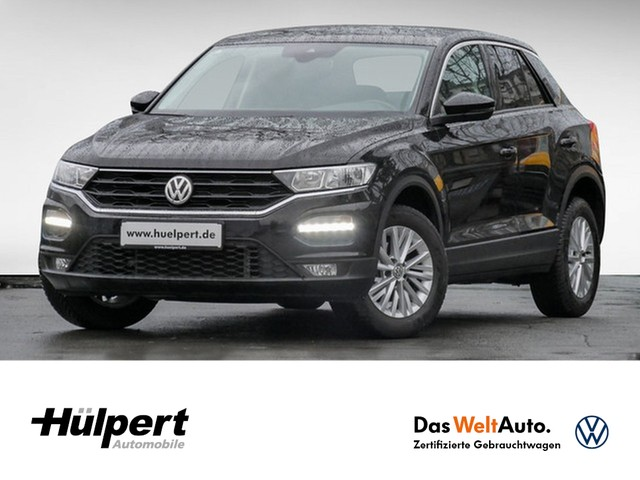 Volkswagen T-ROC 1.0 OPF NAVI APP-CONN ALU PDC WINTERPAKET VW CONNECT, Jahr 2020, Benzin