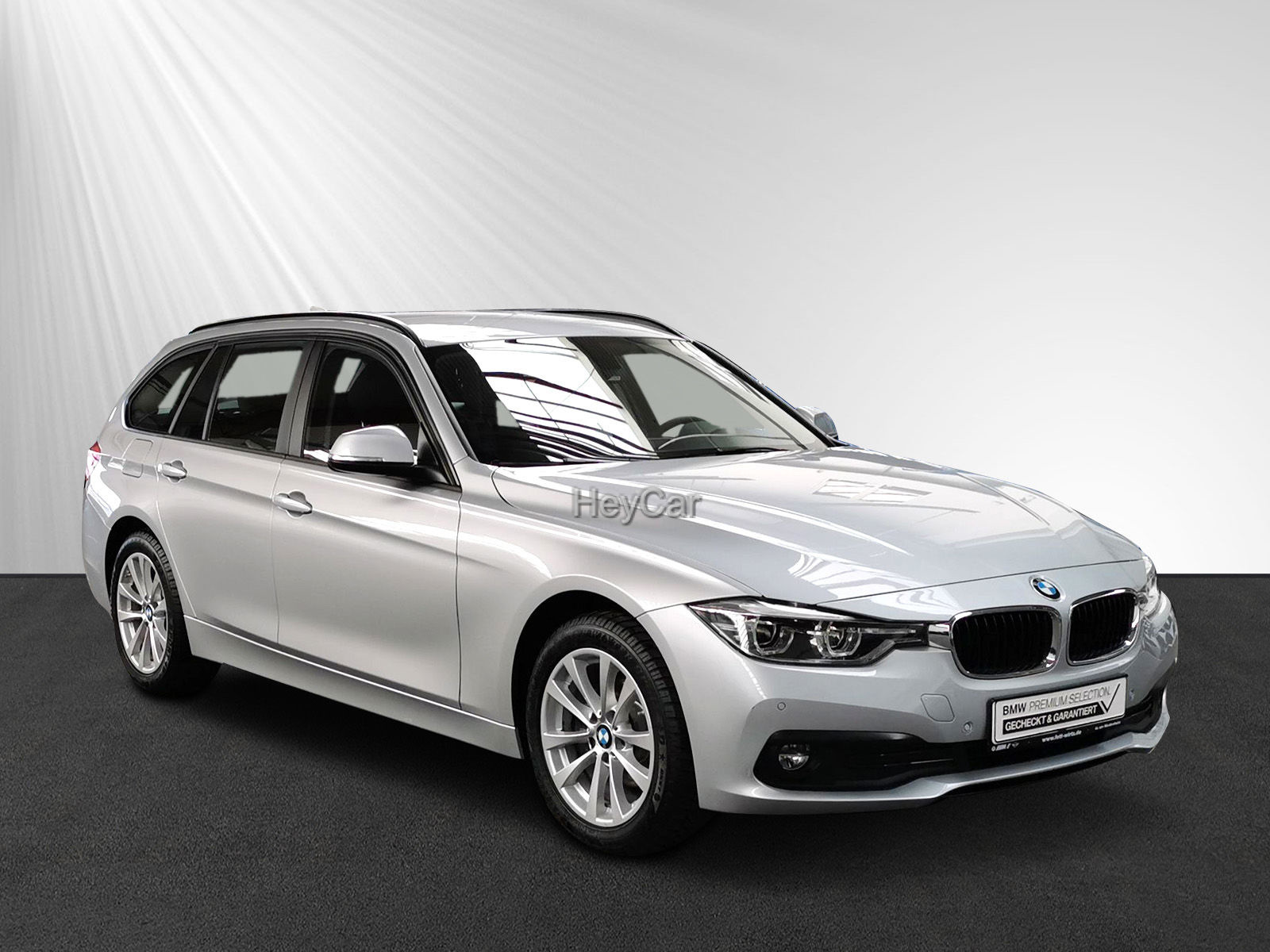 BMW 316d Touring Navi LED Klimaaut. Sitzhz PDC v./h., Jahr 2018, Diesel