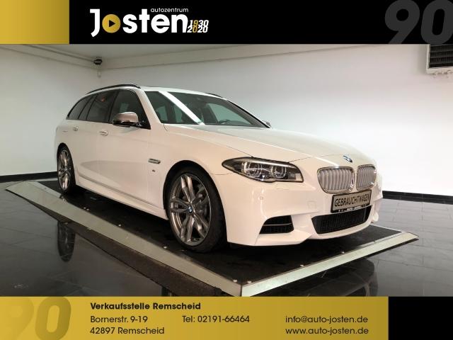 BMW M550 d xDrive Tour. PANO LED AHK B+O 20Zoll SoCl, Jahr 2013, Diesel
