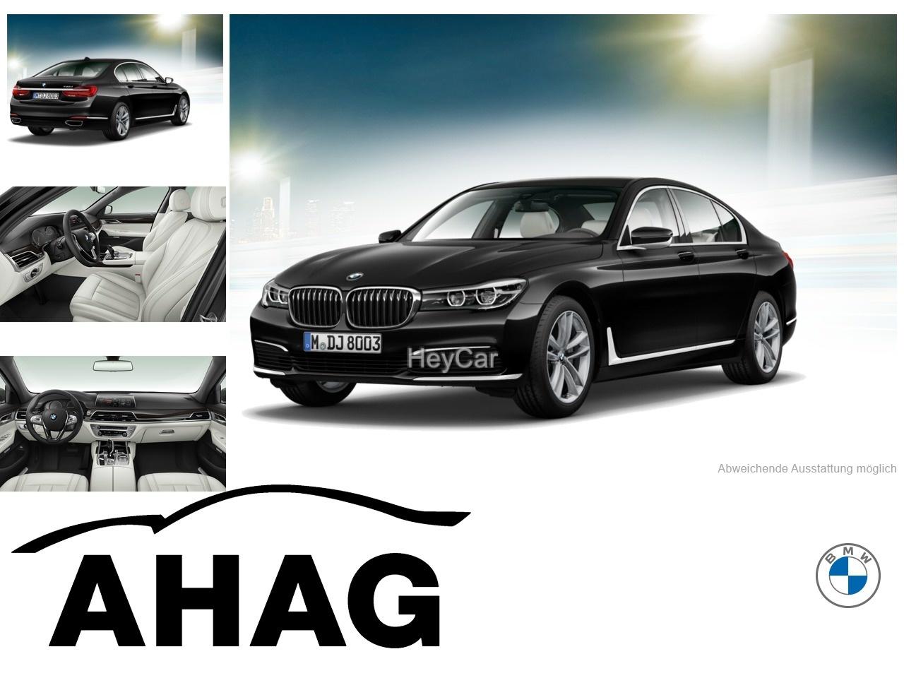 BMW 730d Limousine (Kurvenlicht Bluetooth Navi Klima DPF), Jahr 2018, Diesel