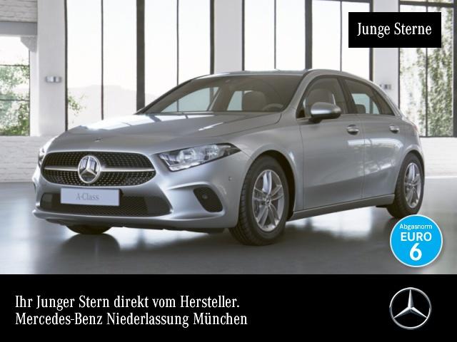 Mercedes-Benz A 200 Style Kamera Spurhalt-Ass PTS 7G-DCT Sitzh, Jahr 2018, Benzin
