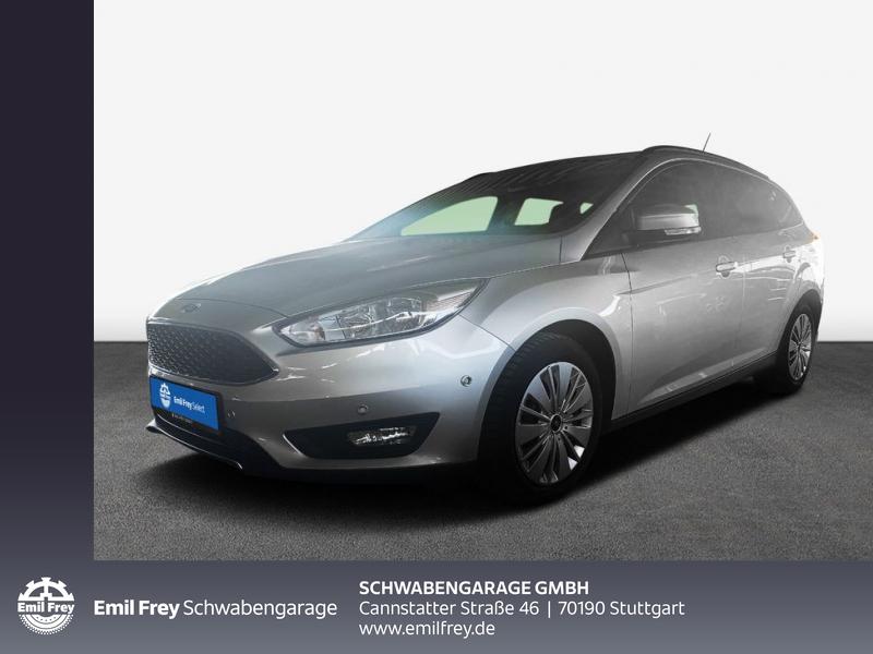Ford Focus Turnier Business Edition RFK Navi Sitzhzg, Jahr 2017, Benzin