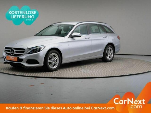 Mercedes-Benz C 200 d T 9G Navi LED Keyless GO, Jahr 2018, Diesel