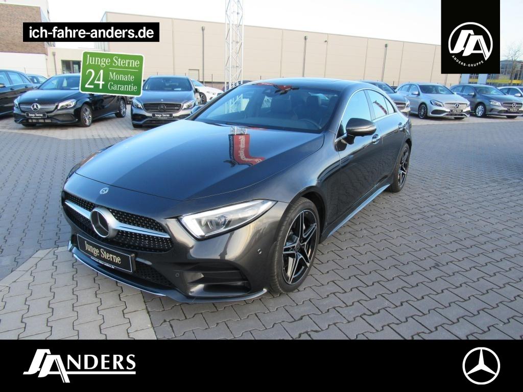 Mercedes-Benz CLS 450 4M AMG+Burm+Comand+Distr.+SHD+Wide+Memo., Jahr 2018, Benzin