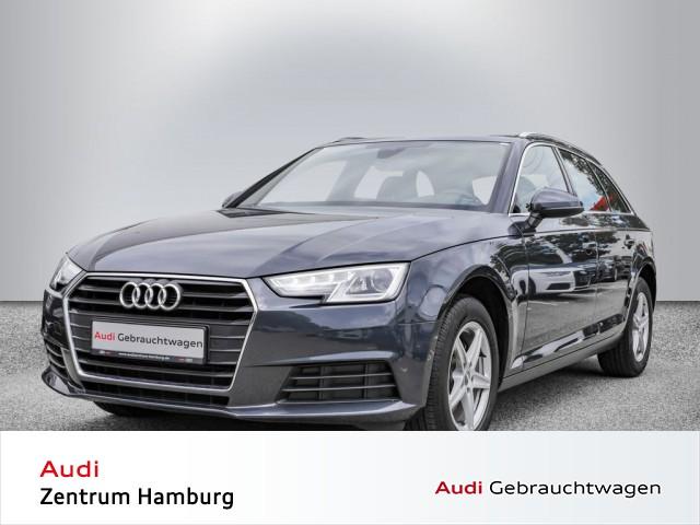 Audi A4 Avant 2.0 TDI S tronic PANO STANDHZG.NAVI-PLUS, Jahr 2018, Diesel