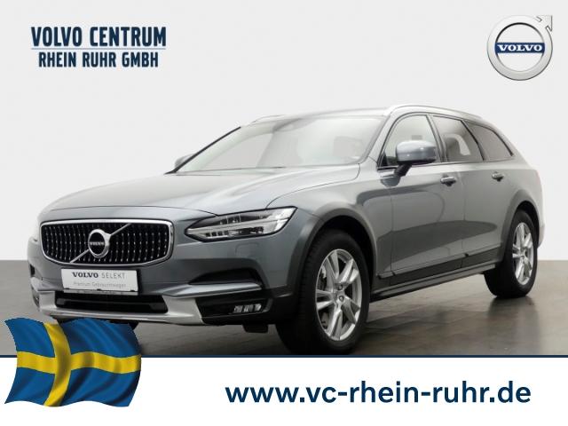 Volvo V90 Cross Country AWD D4 - HeadUp,Navi,Kamera,LED,Schiebedach,Sitzh,, Jahr 2018, Diesel