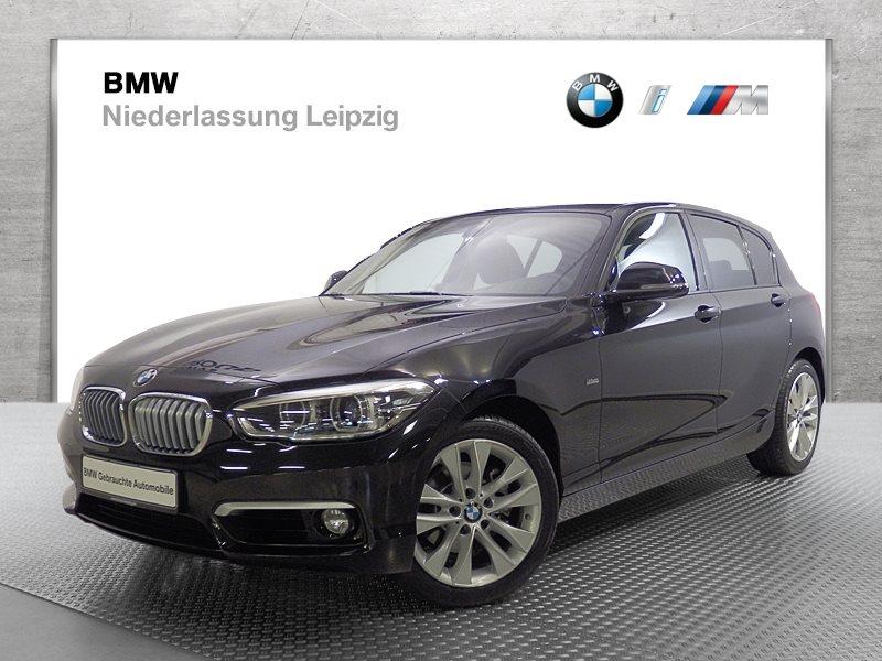 BMW 120d xDrive 5-Türer Urban Line EURO6 HiFi LED Navi Bus. USB, Jahr 2017, Diesel