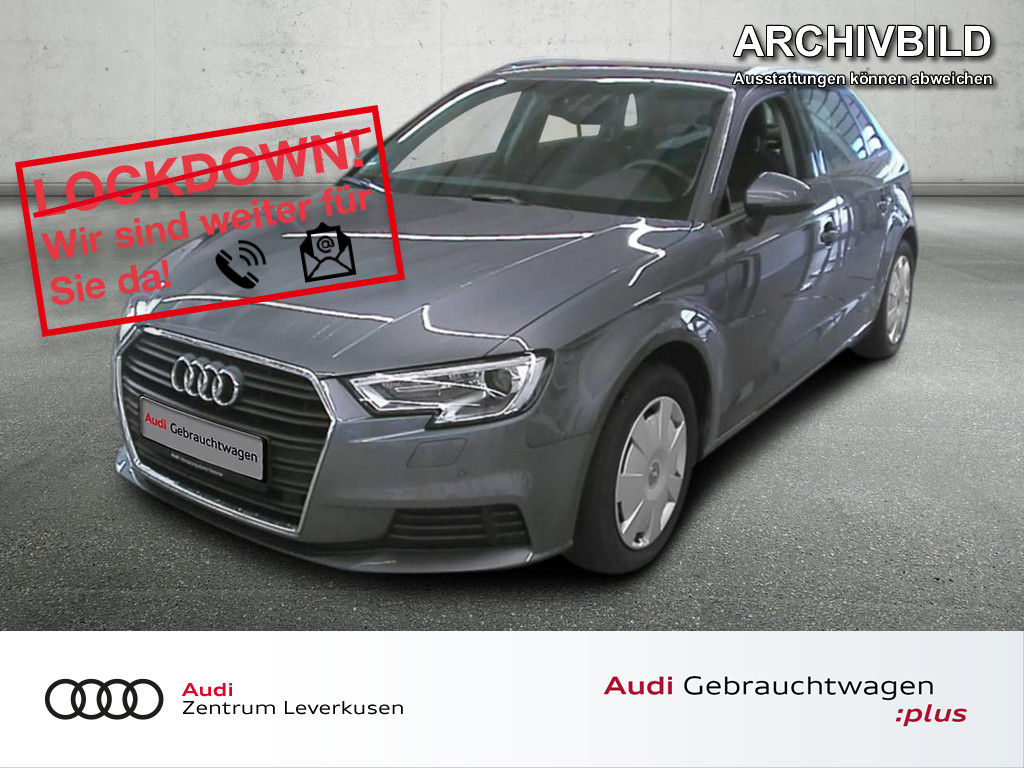 Audi A3 Sportback 30, Jahr 2018, Diesel
