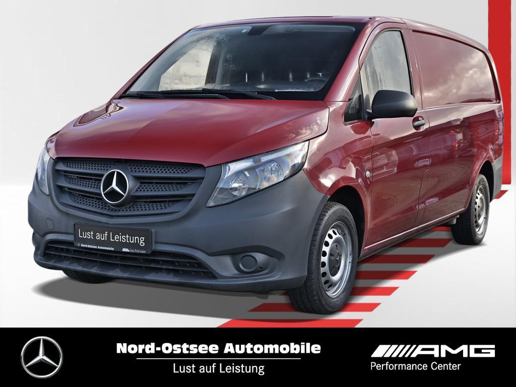 Mercedes-Benz Vito 114 lang AHK Radio Tempomat Holz, Jahr 2014, Diesel
