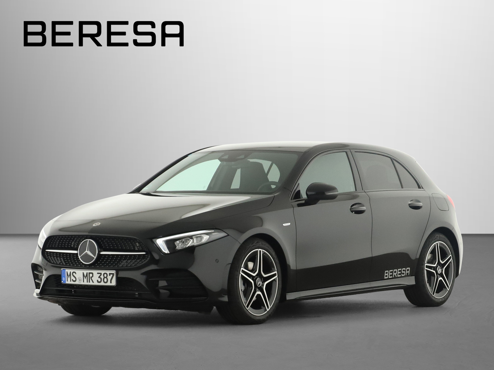 Mercedes-Benz A 200 d AMG Edition 2020 Night LED Kamera PDC, Jahr 2021, Diesel