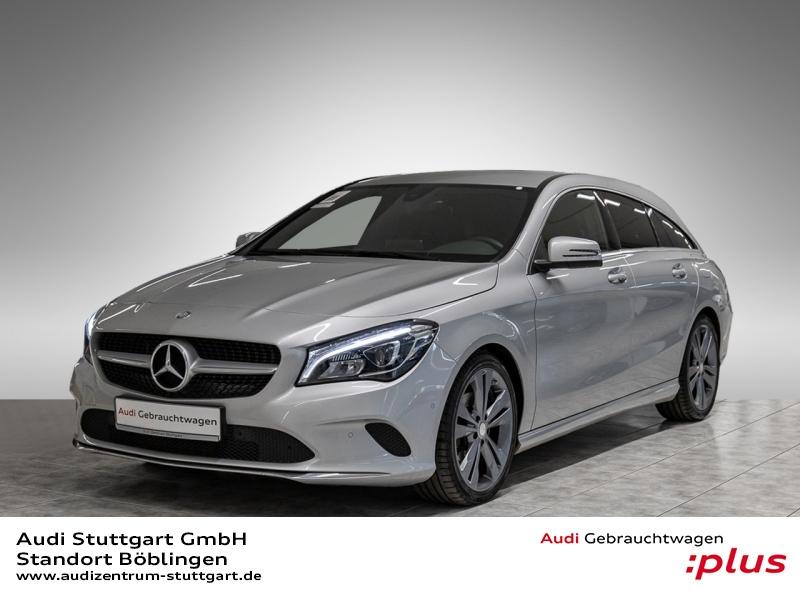 Mercedes-Benz CLA 220 CDI Shooting Brake Urban LED Navi 18'', Jahr 2018, Diesel