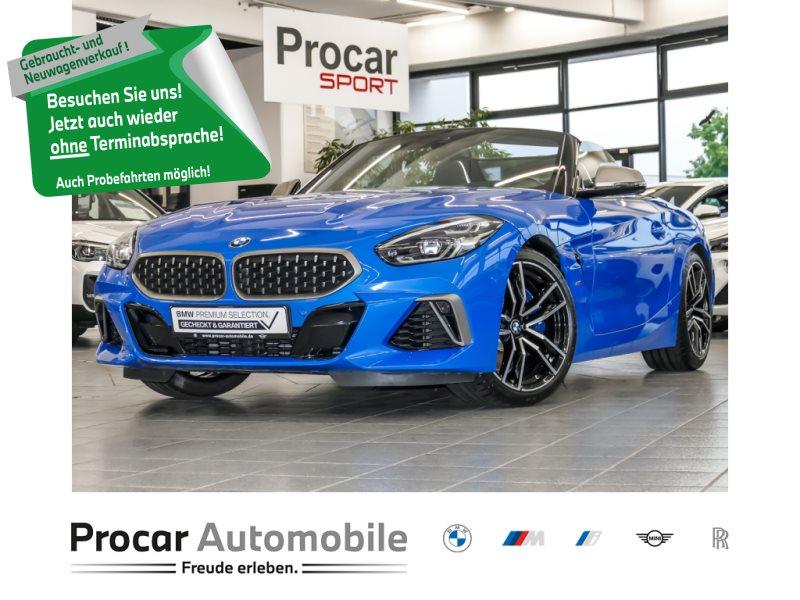 BMW Z4 M40i Aut. 19 LiveCpPro HuD LED PDC h&k DAB, Jahr 2020, Benzin