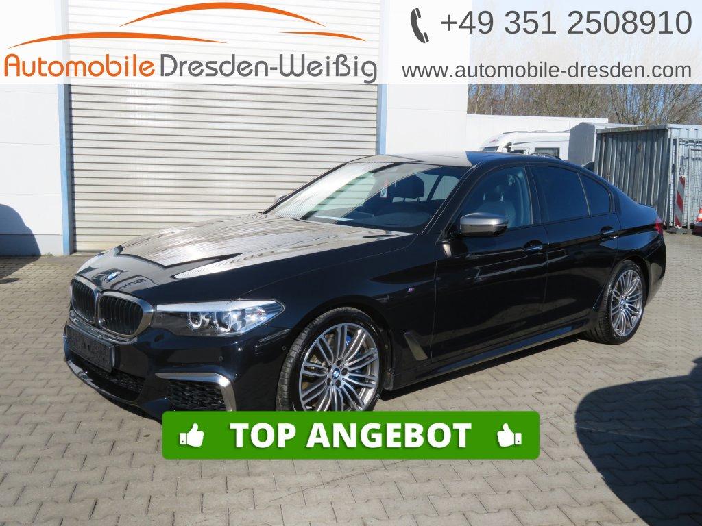 BMW M550 i xDrive*Navi Prof*HeadUp*Glasdach*, Jahr 2017, Benzin