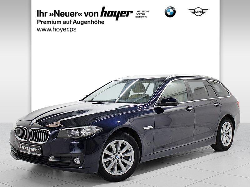 BMW 518d Touring HiFi Xenon Navi Bus. el. Sitze Shz, Jahr 2017, diesel