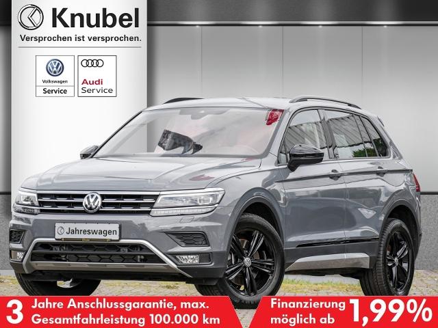 Volkswagen Tiguan Offroad 1.4 TSI DSG*Navi*AHK*LED*HuD*ACC, Jahr 2019, Benzin