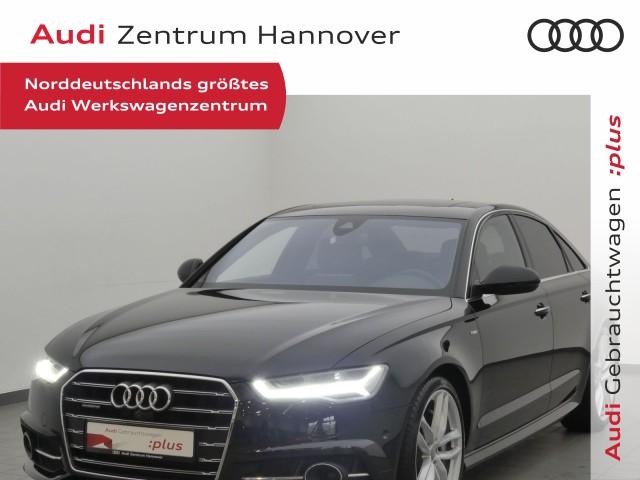 Audi A6 3.0 TDI qu. S-line, UPE 98T€, LED; SD, Bose, SHZ, Jahr 2017, Diesel