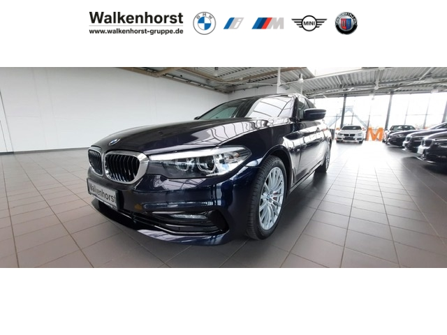 BMW 540 i SportLine BusinessPaket HiFi Komfortzugang DisplayKey, Jahr 2018, Benzin
