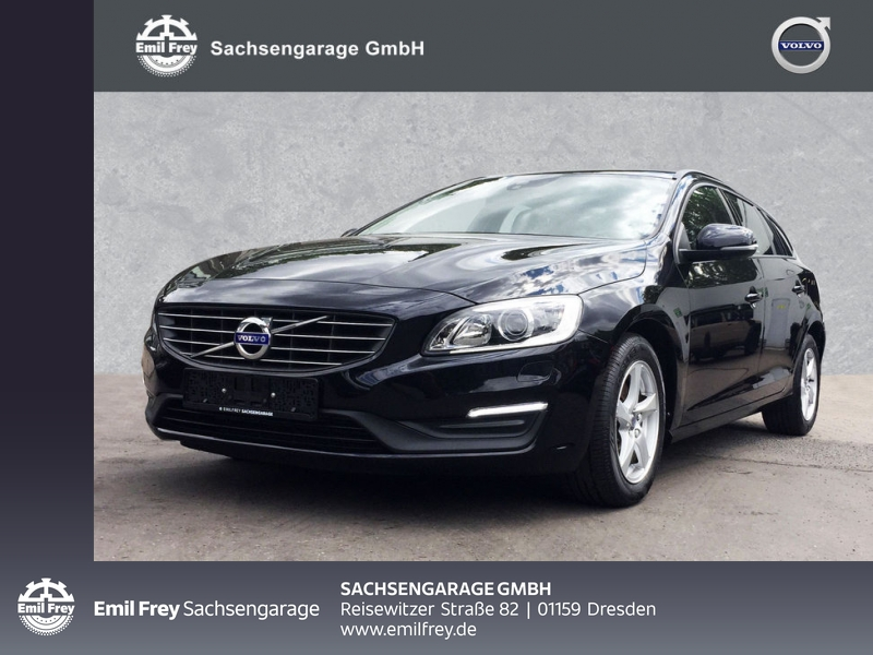 Volvo V60 D3 Geartronic Business Edition, Jahr 2015, diesel