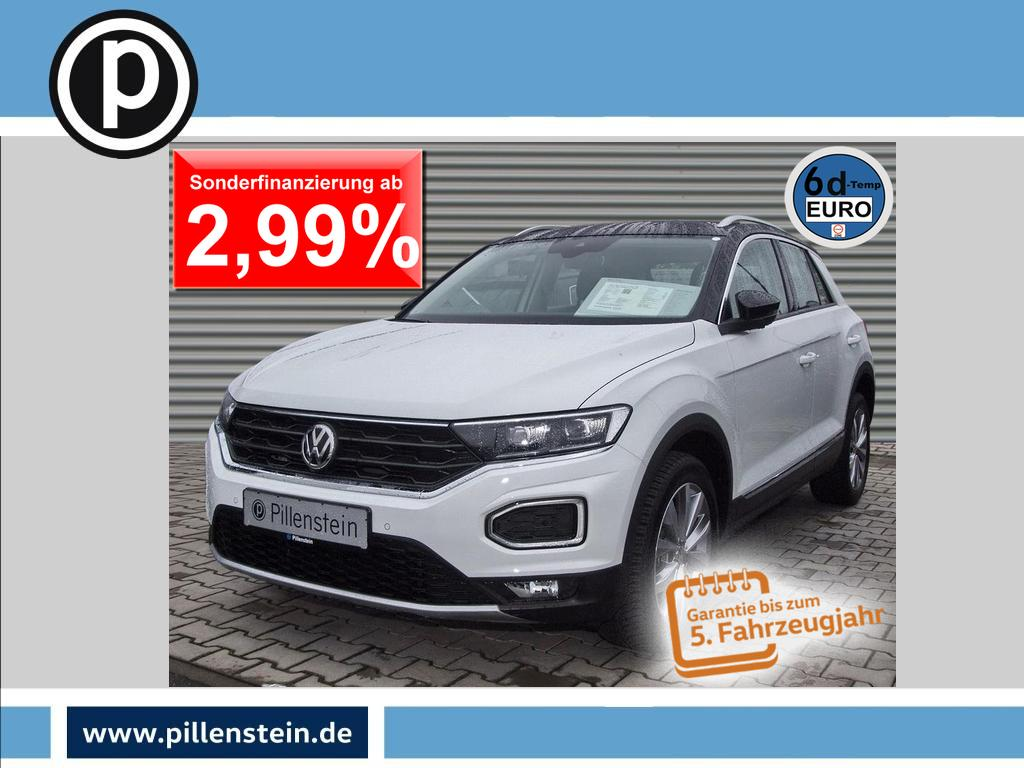 Volkswagen T-Roc Style 1.5 TSI LED ACTIVE-INFO NAVI Kamera, Jahr 2019, Benzin