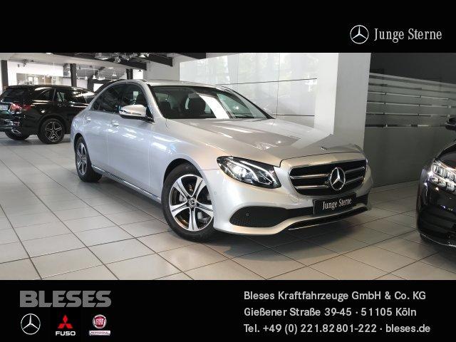 Mercedes-Benz E 200 d Avantgarde +Widescreen+Comand+Dig.Radio+, Jahr 2019, Diesel