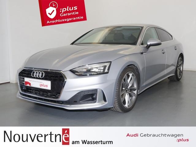 Audi A5 Sportback 2.0 TDI DAB AHK, Jahr 2020, Diesel