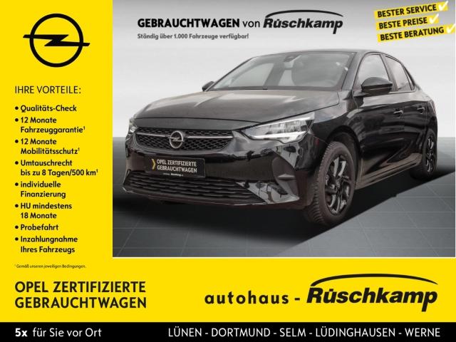 Opel Corsa F Edition 1.2 EU6d Android Auto Apple CarPlay, Jahr 2020, Benzin