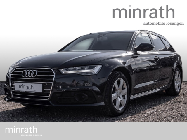 Audi A6 Avant 2.0 TDI ultra LED Navi ACC Rückfahrkam. PDC, Jahr 2017, Diesel