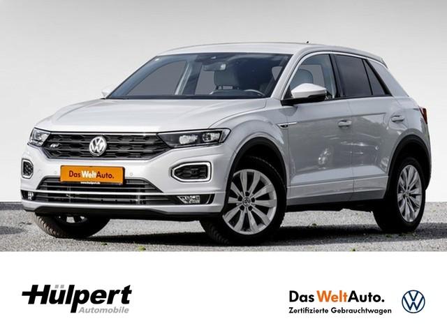 Volkswagen T-Roc 2.0 TDI Sport R-Line DSG LED NAVI ACC CAM APP-CONN ALU17, Jahr 2019, Diesel