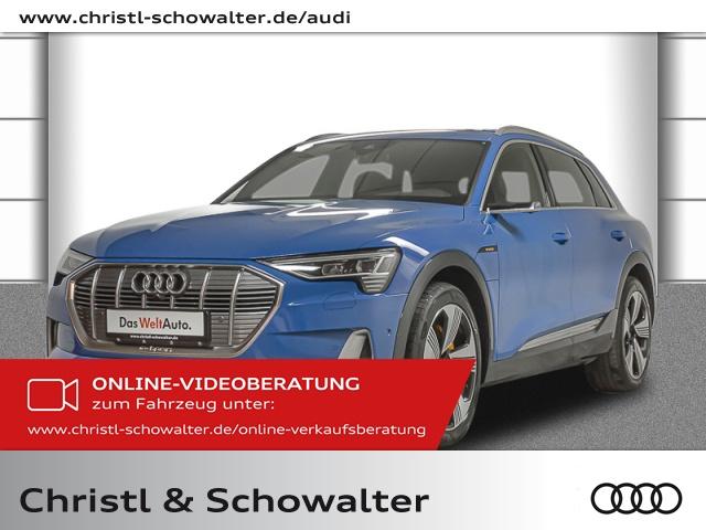 Audi e-tron advanced 55 quattro Launch Edition Navi LED, Jahr 2019, Elektro