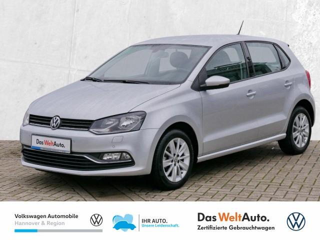Volkswagen Polo 1.0 Comfortline Navi PDC Clima Sitzheizung, Jahr 2017, Benzin