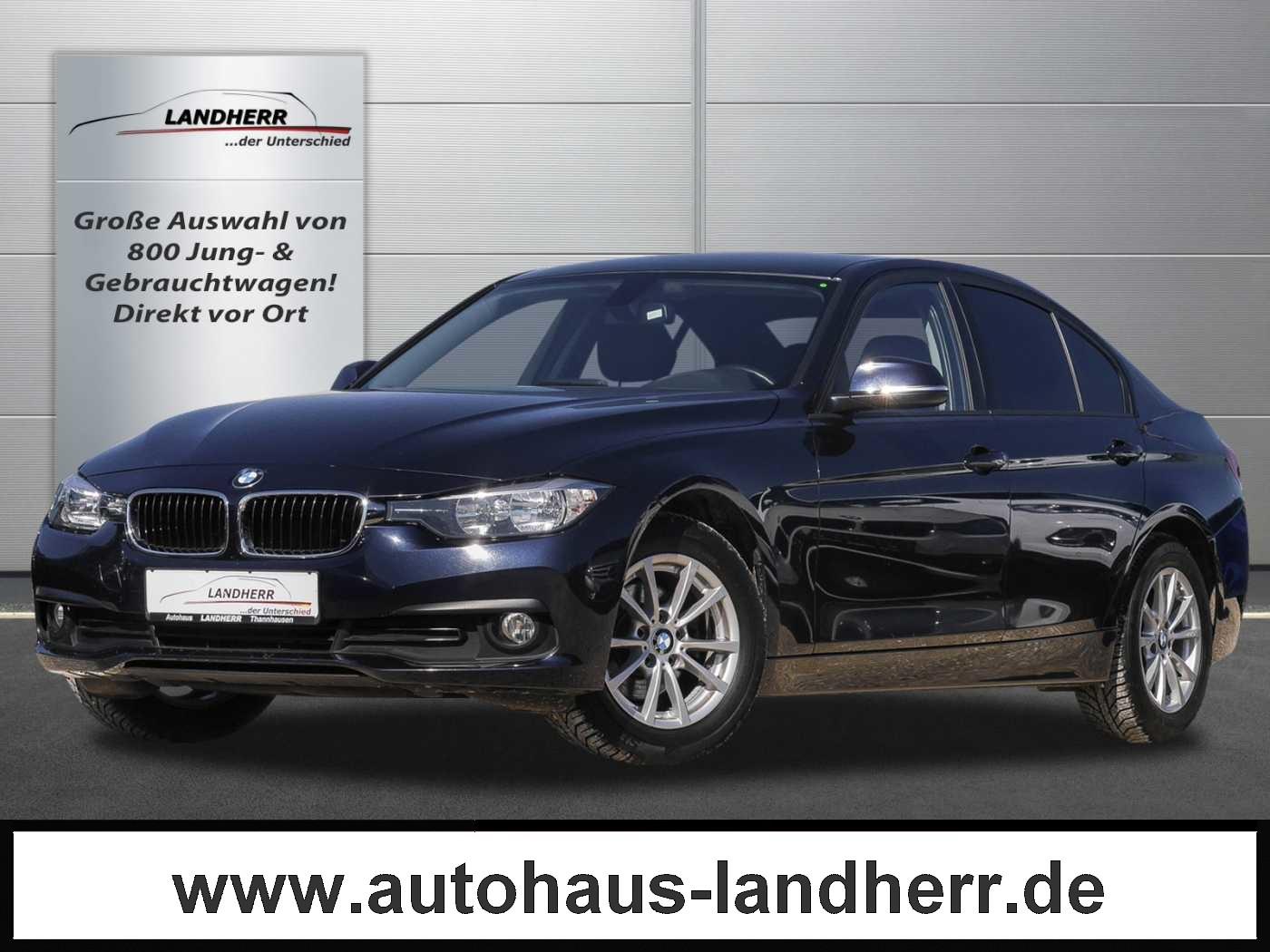 BMW 318d Aut. Navi/PDC/SHZ, Jahr 2017, Diesel