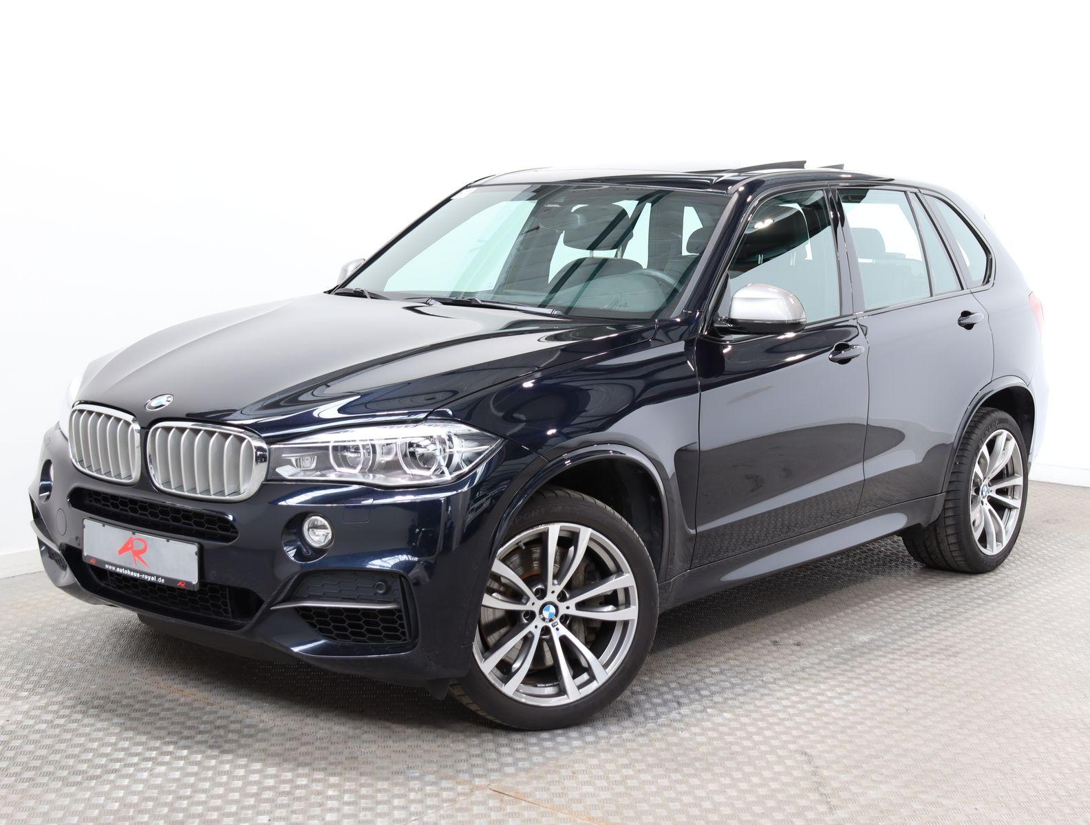 BMW X5 M50 d SAG 7 SITZE PARKASSIST,HUD,MEMORY, Jahr 2016, Diesel