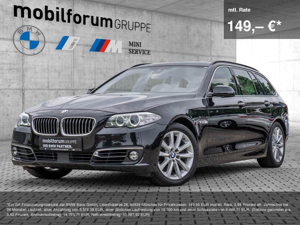BMW 525d xDrive, Jahr 2013, Diesel