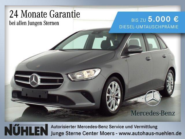 Mercedes-Benz B 180 MBUX+Navi+Tempo+Klima Progressive Sitzhzg., Jahr 2019, Benzin