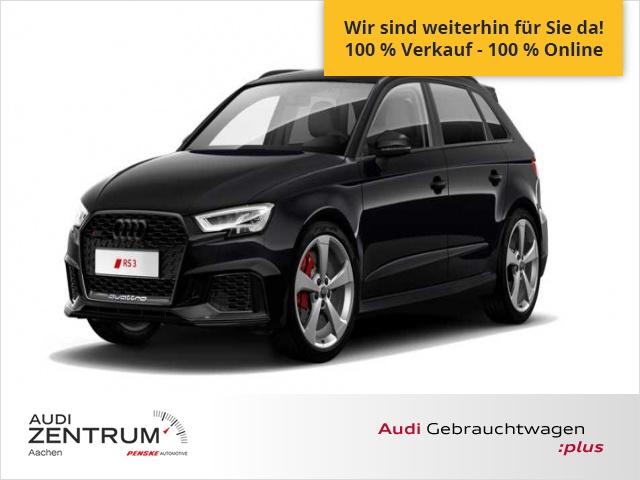 Audi RS3 Sportback 2.5 TFSI quattro Euro 6, B O Soundsy, Jahr 2019, Benzin