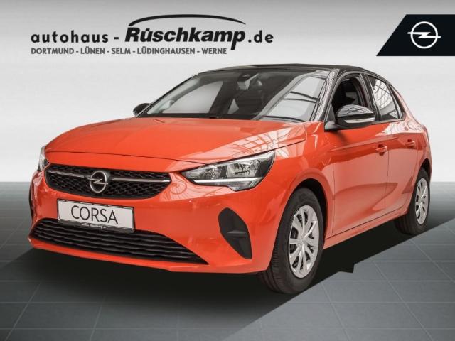 Opel Corsa F Edition 1.2 EU6d AndroidAuto Apple CarPlay, Jahr 2021, Benzin