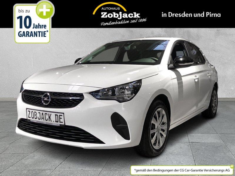 Opel Corsa-F Edition 1.2T Klima,SHZ,DAB+, Jahr 2020, Benzin